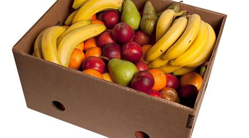 Frugt og fitnessrum
